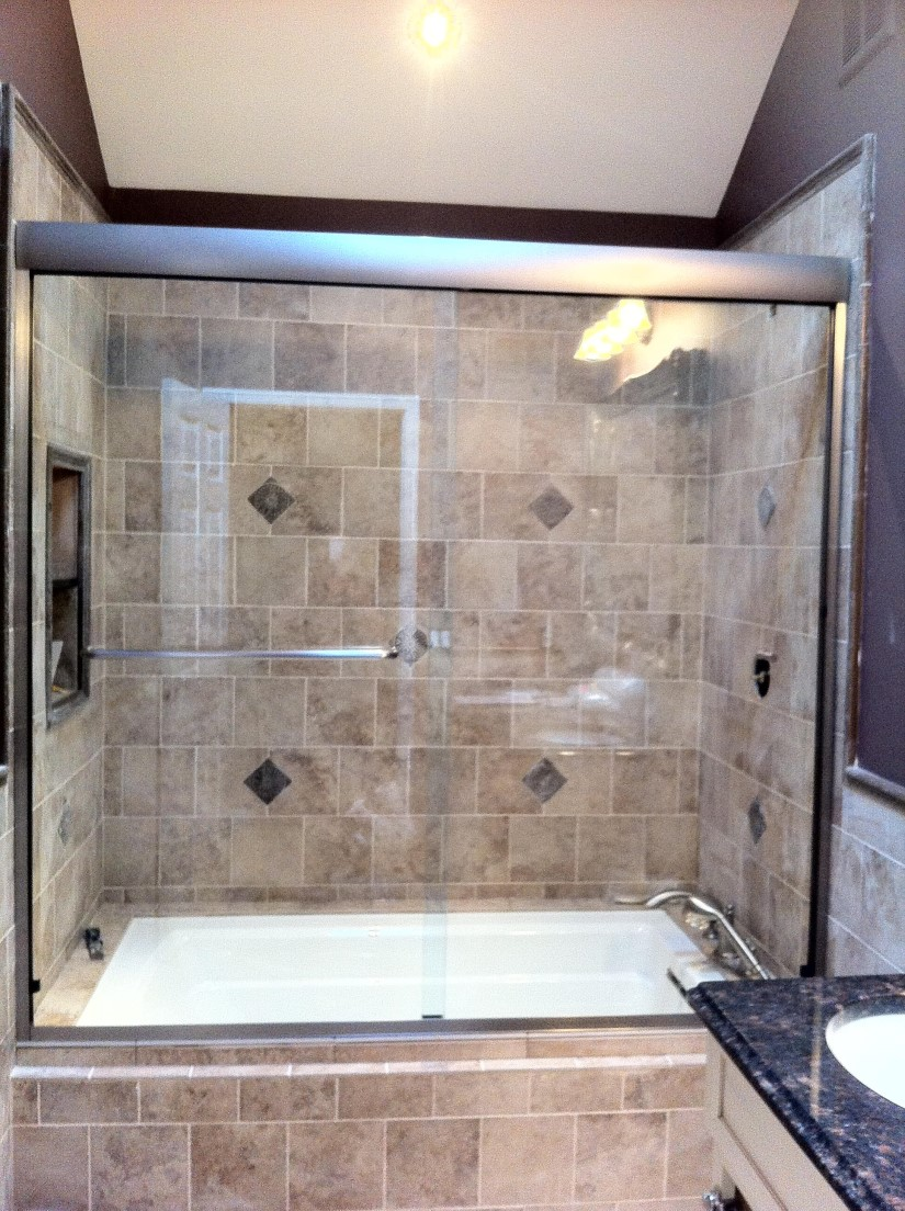 Cottage Abc Shower Door And Mirror Corporation Serving
