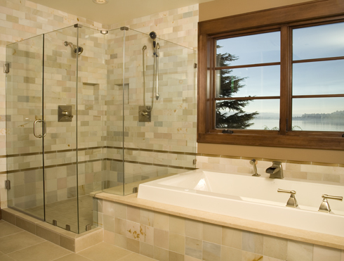 Corner Abc Shower Door And Mirror Corporation Serving