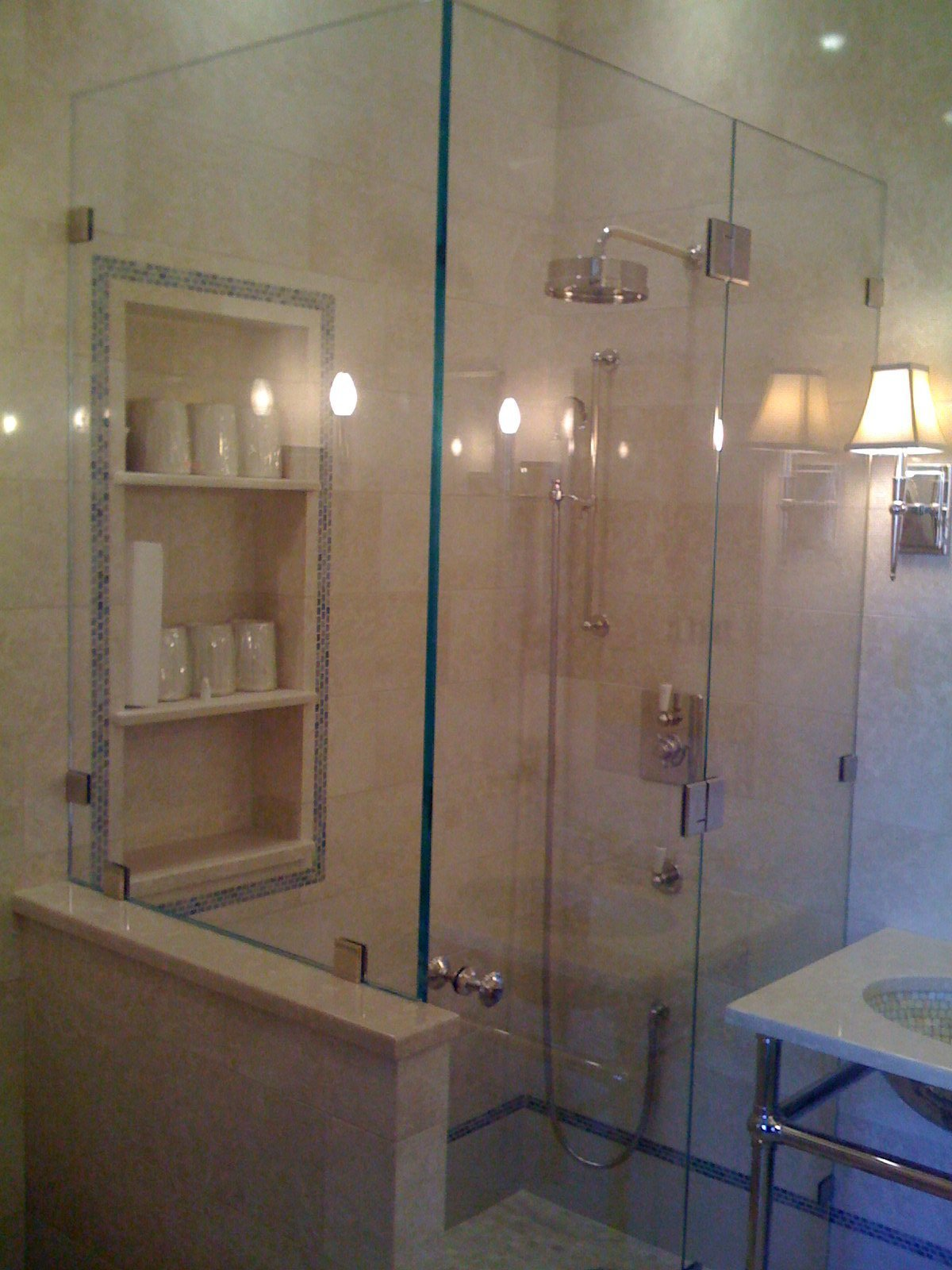 Corner Abc Shower Door And Mirror Corporation