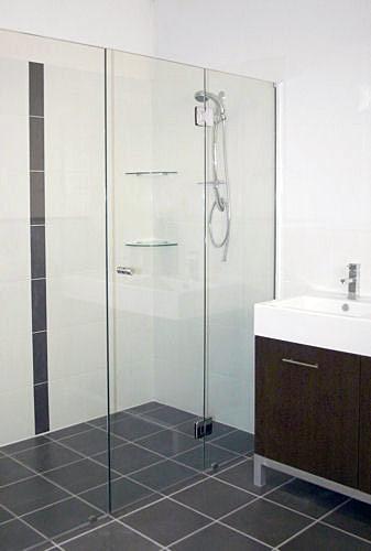 Frameless Glass Shower Doors. In-lines | ABC Shower Door and