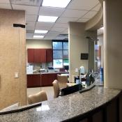Dental Office Sneeze Guards