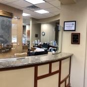 Dental Office Sneeze Barriers