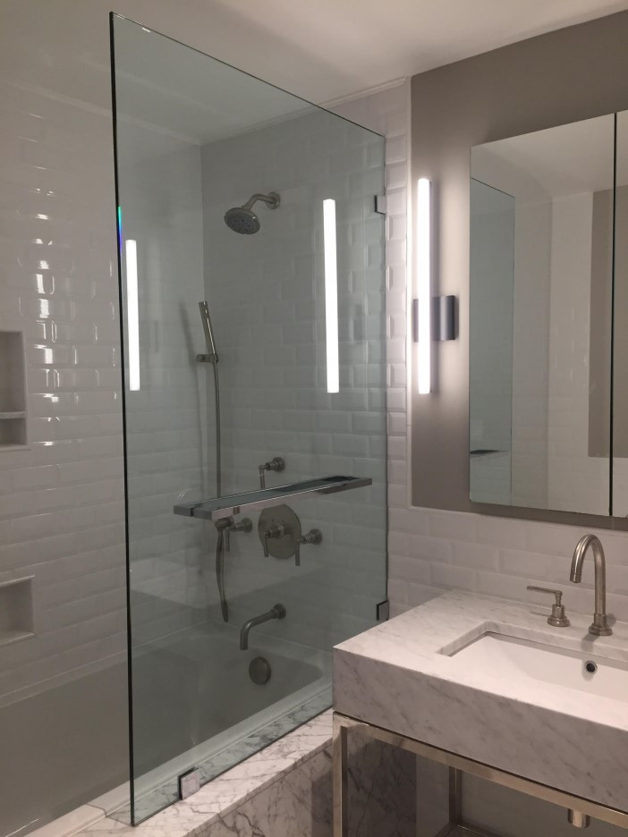 Steam Abc Shower Door And Mirror Corporation Serving