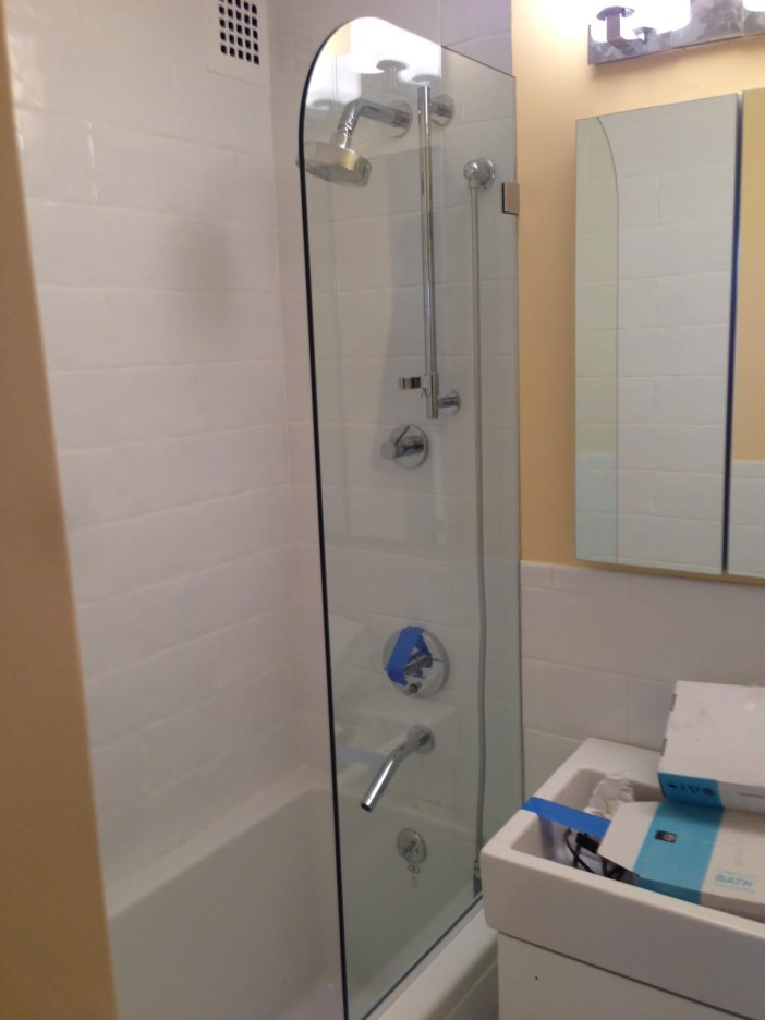 Splash Guards Abc Shower Door And Mirror Corporation